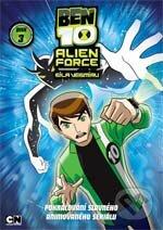 BEN 10: Alien Force 3. DVD