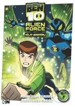 BEN 10: Alien Force 4. DVD