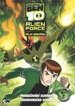 BEN 10: Alien Force 5. DVD