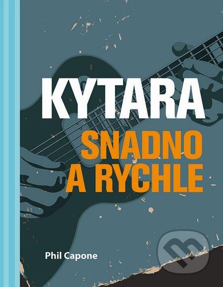 Kytara - Phil Capone