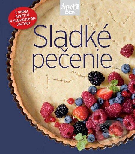 Sladké pečenie - kuchárka z edície Apetit (1) -