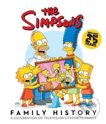 The Simpsons Family History - Matt Groening