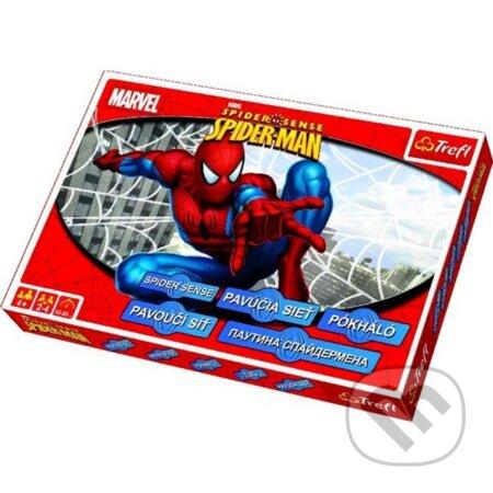 Spiderman: Pavoučí síť -