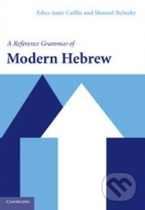 A Reference Grammar of Modern Hebrew - Edna Coffin