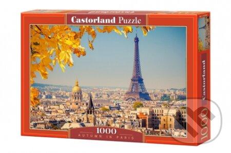 Autumn in Paris -