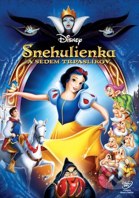 Sněhurka a sedm trpaslíků DVD