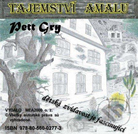 Tajemství Amalu (e-book v .doc a .html verzii) - Pett Gry