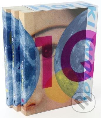 1Q84 (3 Volume Box) - Haruki Murakami