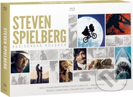 Steven Spielberg Režisérská kolekce BLU-RAY