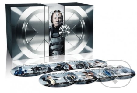 X-Men: Cerebro Doors kolekce BLU-RAY