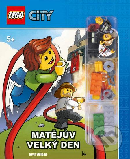 LEGO CITY: Matějův velký den - Gavin Williams