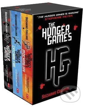 Hunger Games Trilogy Box Set - Suzanne Collins