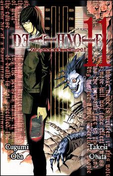 Death Note 11 - Zápisník smrti - Cugumi Óba