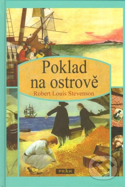 Poklad na ostrově - Robert Louis Stevenson