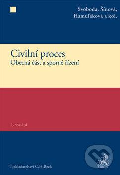 Civilní proces - Kolektív autorov