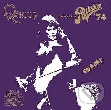 Queen: Live At The Rainbow \'74 Deluxe - Queen
