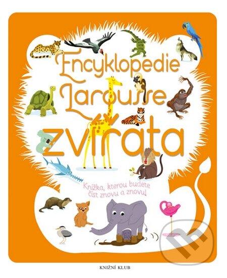 Encyklopedie Larousse - Zvířata -