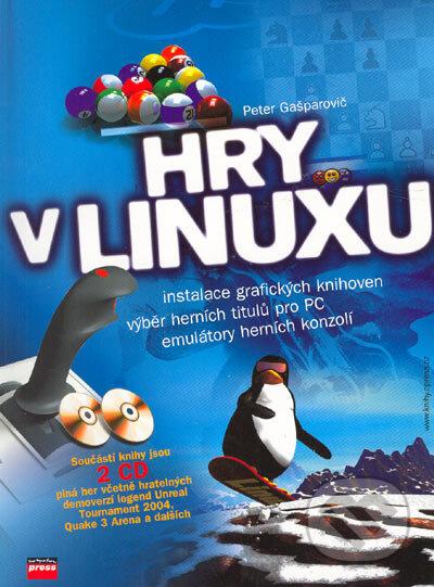 Hry v Linuxu - Peter Gašparovič