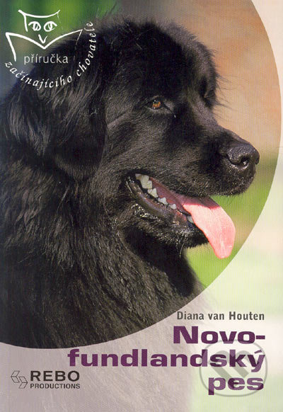 Novofundlandský pes - Diana van Houten