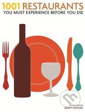 1001 Restaurants - Jenny Linford