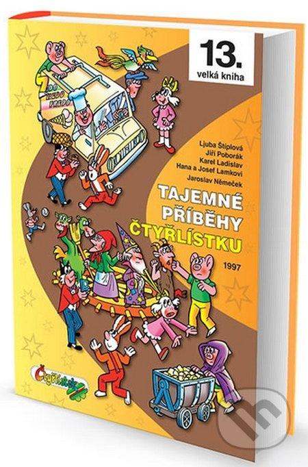Tajemné příběhy Čtyřlístku 1997 - Kolektiv autorů