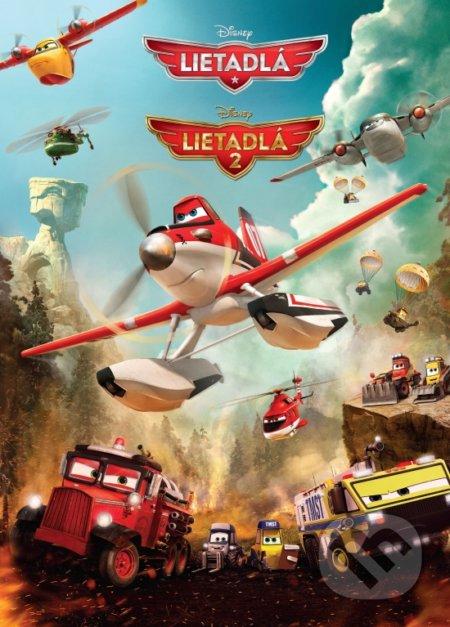 Lietadlá 2v1 - filmový príbeh -