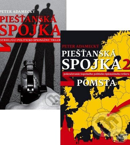 Piešťanská spojka 1 + 2 - Peter Adamecký
