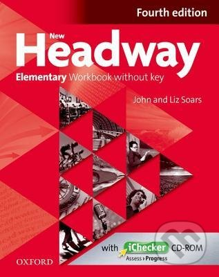 New Headway Elementary: Workbook without Key - John Soars, Liz Soars