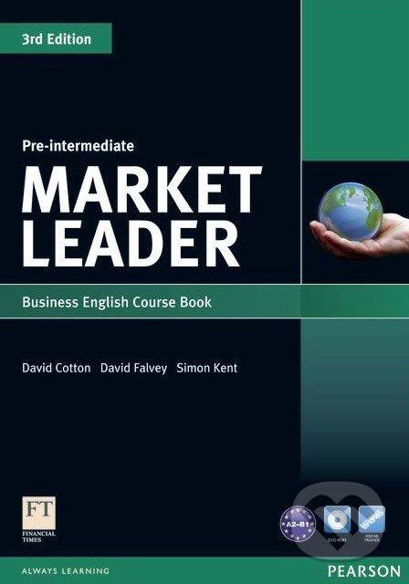 Market Leader - Pre-Intermediate - Coursebook - David Cotton, David Falvey, Simon Kent