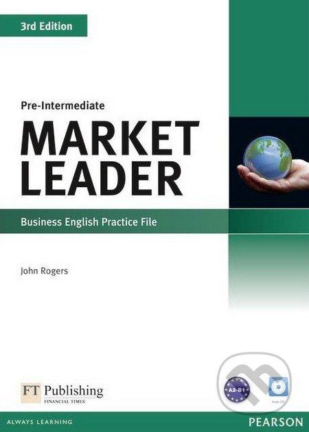 Market Leader - Pre-Intermediate - Practice File - John Rogers