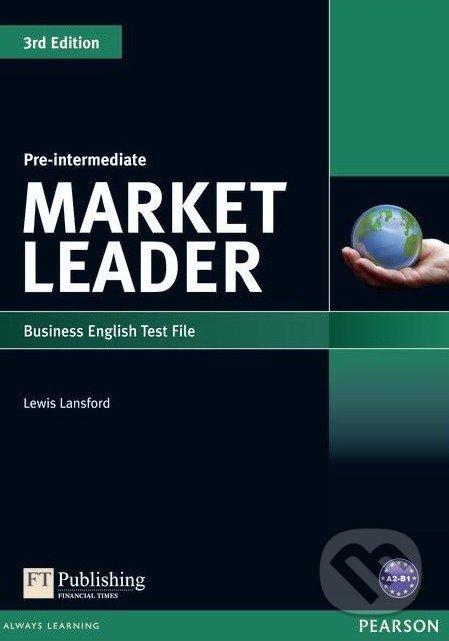 Market Leader - Pre-Intermediate - Test File - Lewis Lansford