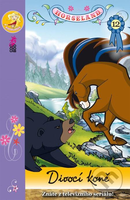 Horseland 12: Divocí koně -