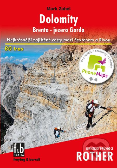 Dolomity / Brenta, jezero Garda - Mark Zahel