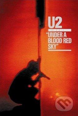 U2 : Under A Blood Red Sky Live At Red Rocks - U2