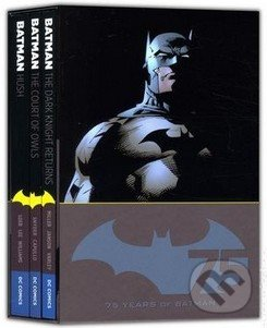 Batman 75th Anniversary (Box Set) - Scott Snyder, Frank Miller a kol.