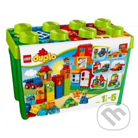LEGO DUPLO 10580 Zábavný box Deluxe -