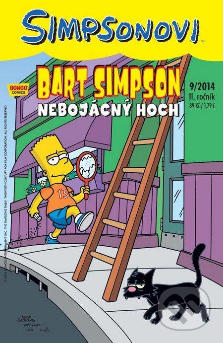 Bart Simpson: Nebojácný hoch -