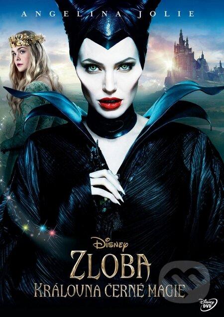Zloba: Královna černé magie DVD