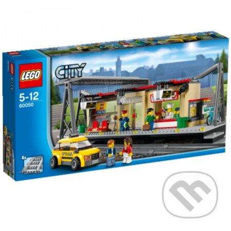 LEGO City 60050 Vlaková stanica -