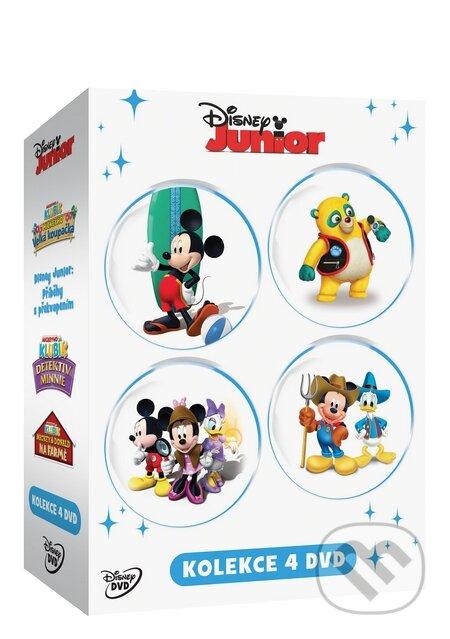 Disney Junior kolekce DVD