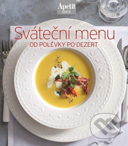 Sváteční menu- kuchařka z edice Apetit (17) -