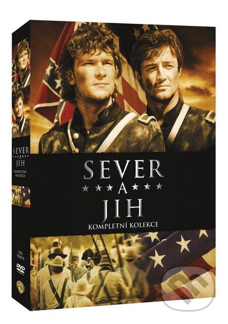 Sever a Jih 1-3. kniha DVD