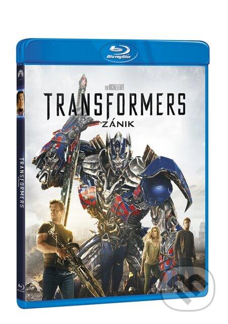 Transformers: Zánik BLU-RAY
