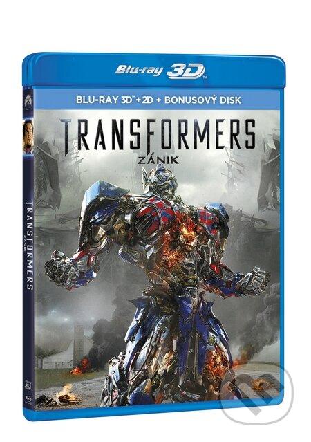 Transformers: Zánik 3D BLU-RAY3D
