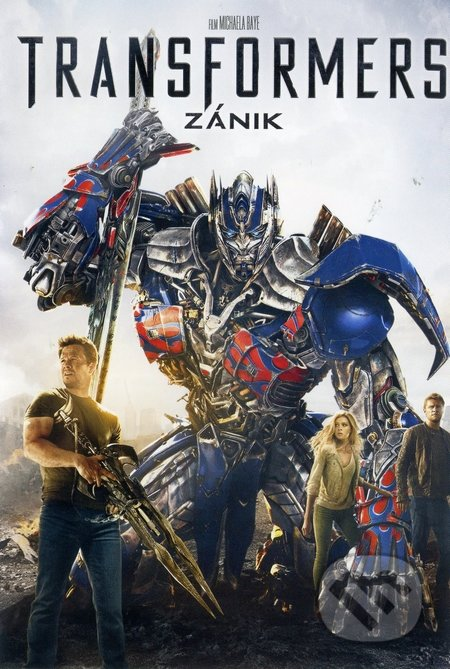 Transformers: Zánik DVD
