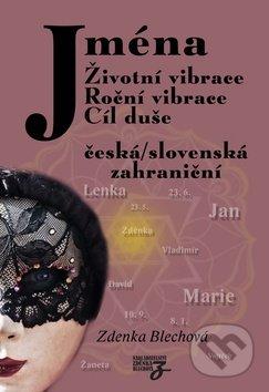 Jména - Zdenka Blechová