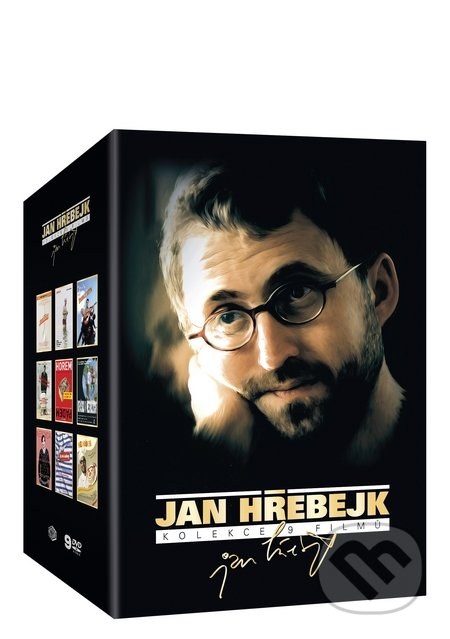 Kolekce filmů Jana Hřebejka DVD