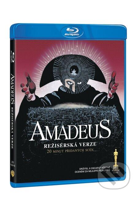 Amadeus režisérská verze BLU-RAY