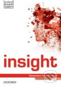 Insight - Elementary - Teacher\'s Book - Jayne Wildman