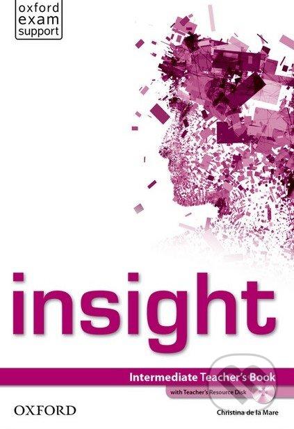 Insight - Intermediate - Teacher\'s Book - Jayne Wildman